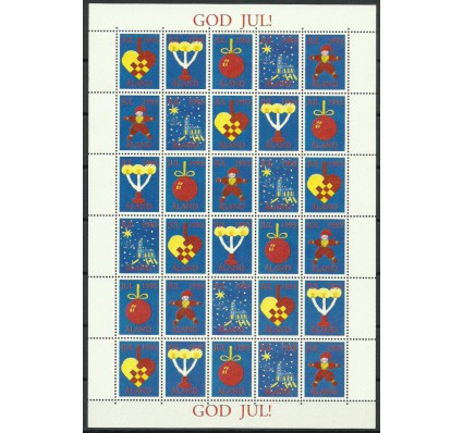 Znaczek Wyspy Alandzkie 1993 Mi jol1993 Czyste **