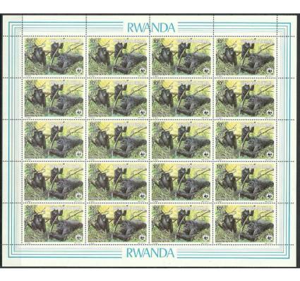 Znaczek Rwanda 1985 Mi ark 1292 Czyste **