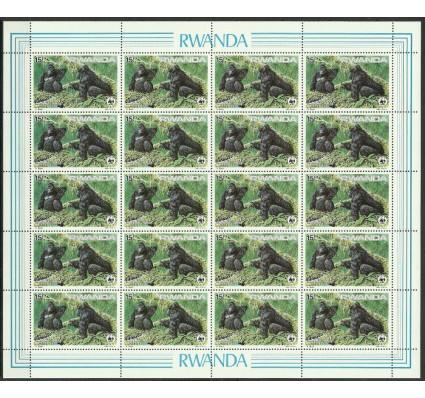 Znaczek Rwanda 1985 Mi ark 1293 Czyste **