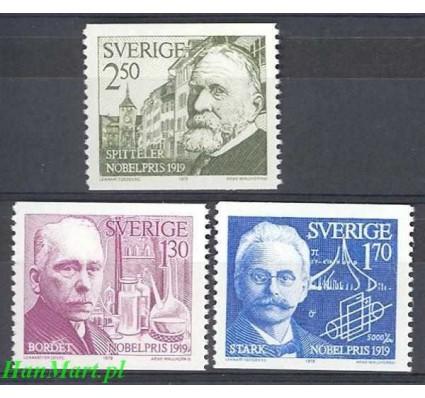 Szwecja 1979 Mi 1093-1095 Czyste **