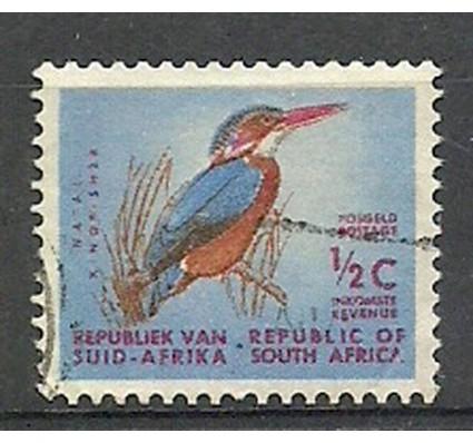 Znaczek Republika Południowej Afryki 1961 Mi 287 Stemplowane