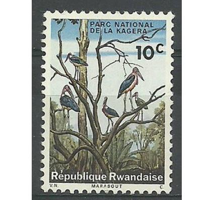 Znaczek Rwanda 1965 Mi 104 Czyste **