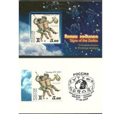 Znaczek Rosja 2004 Mi mh 1161 Czyste **