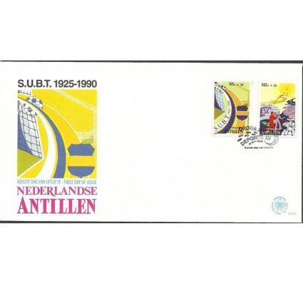 Znaczek Antyle Holenderskie 1990 Mi 688-689 FDC