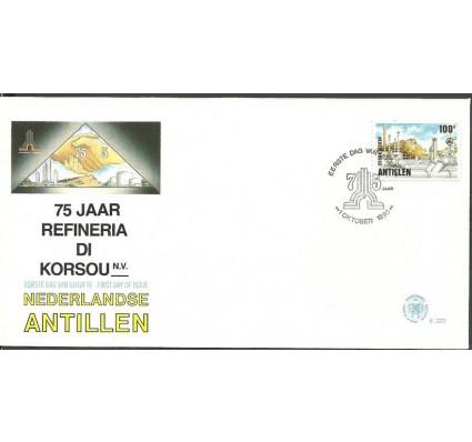 Znaczek Antyle Holenderskie 1990 Mi 699 FDC