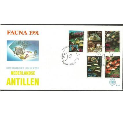 Znaczek Antyle Holenderskie 1991 Mi 709-713 FDC