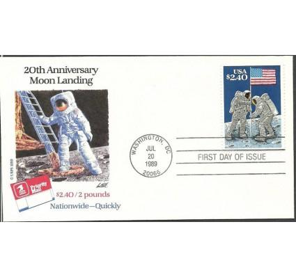 Znaczek USA 1989 Mi 2046 FDC