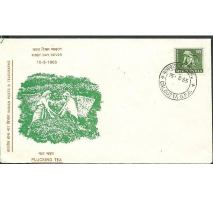 Znaczek Indie 1965 Mi 393 FDC