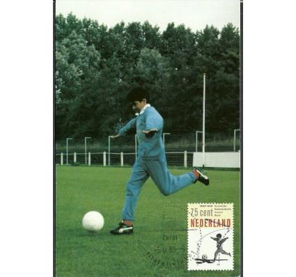 Znaczek Holandia 1989 Mi 1369 Karta Max