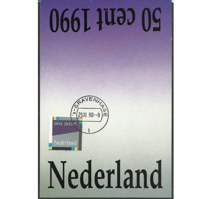 Znaczek Holandia 1990 Mi 1395 Karta Max
