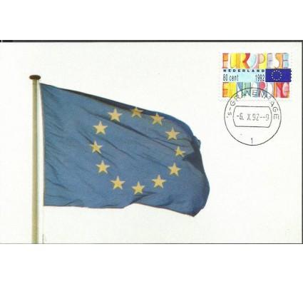 Znaczek Holandia 1992 Mi 1449 Karta Max