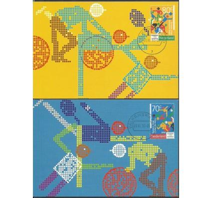 Znaczek Holandia 1993 Mi 1479-1480 Karta Max