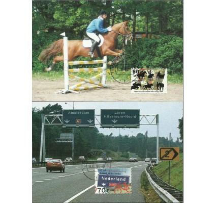 Znaczek Holandia 1994 Mi 1518-1519 Karta Max