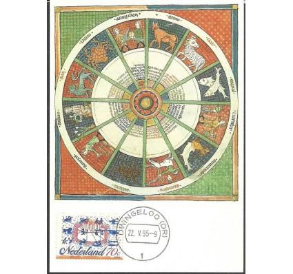 Znaczek Holandia 1995 Mi 1546 Karta Max