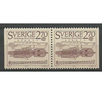 Znaczek Szwecja 1985 Mi 1329DlDr Czyste **