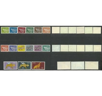 Znaczek Irlandia 1971 Mi 250-264 Z podlepką *