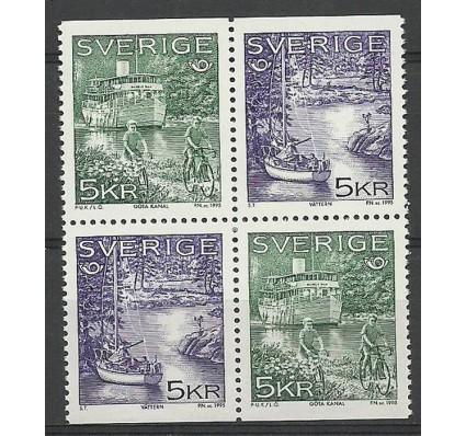 Znaczek Szwecja 1995 Mi 1887-1888DoDu Czyste **