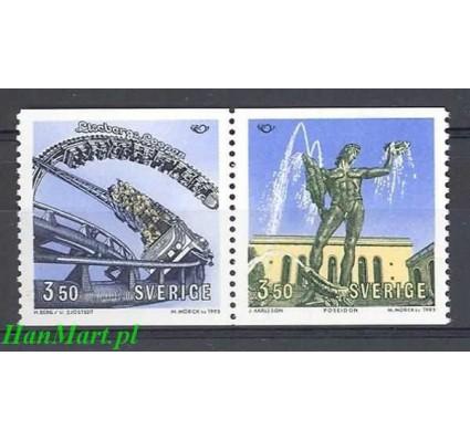 Szwecja 1993 Mi 1772-1773 Czyste **