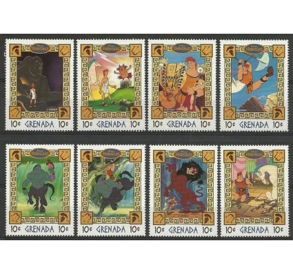 Znaczek Grenada 1998 Mi 3677-3684 Czyste **