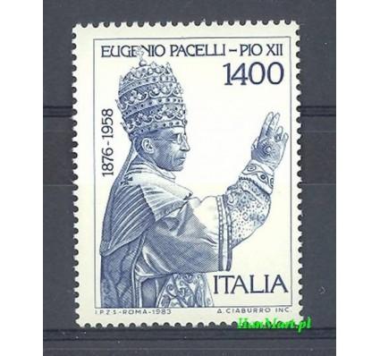 Znaczek Włochy 1983 Mi 1829 Czyste **
