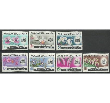 Znaczek Malezja 1965 Mi mel 66-72 Czyste **