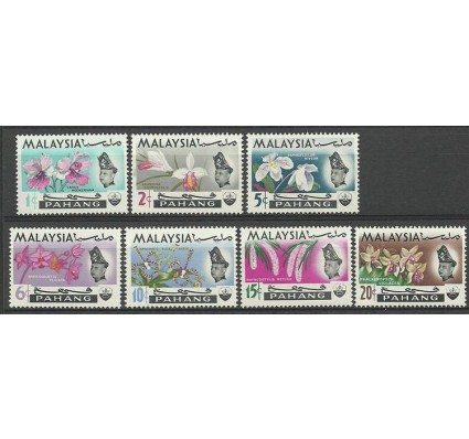 Znaczek Malezja 1965 Mi pah 76-82 Czyste **