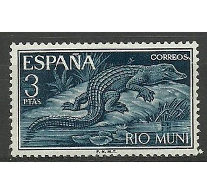 Znaczek Rio Muni 1964 Mi 54 Czyste **