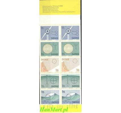 Szwecja 1980 Mi mh 77 Czyste **