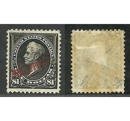 Znaczek Filipiny 1899 Mi 218II Z podlepką *