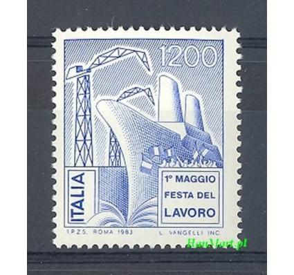 Włochy 1983 Mi 1838 Czyste **