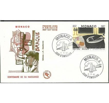 Znaczek Monako 1982 Mi 1557 FDC