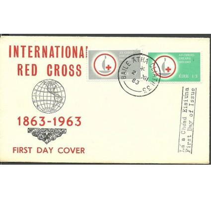 Znaczek Irlandia 1963 Mi 161-162 FDC