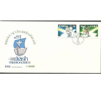 Znaczek Irlandia 1990 Mi 720-721 FDC