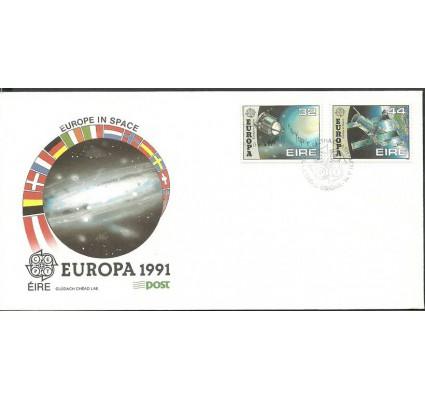 Znaczek Irlandia 1991 Mi 759-760 FDC