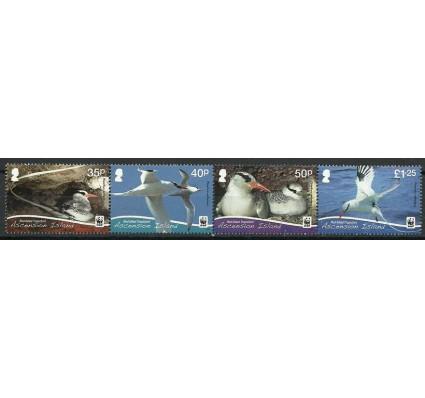 Znaczek Wyspa Wniebowstąpienia 2011 Mi 1155-1158 Czyste **