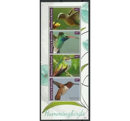 Znaczek Antigua i Barbuda 2015 Mi ark 5201-5204 Czyste **