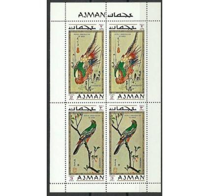 Znaczek Ajman / Adżman 1971 Mi ark 815-816A Czyste **