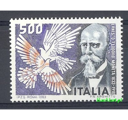 Znaczek Włochy 1983 Mi 1844 Czyste **