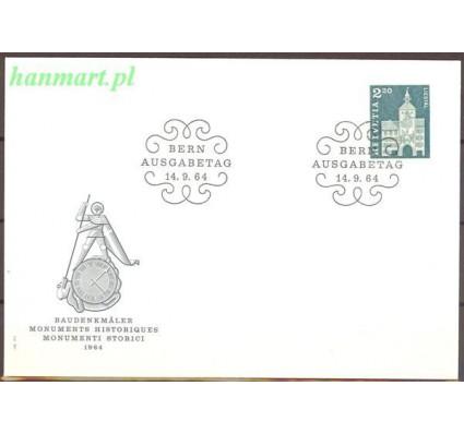 Szwajcaria 1964 Mi 802 FDC