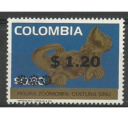 Znaczek Kolumbia 1975 Mi 1299 Czyste **