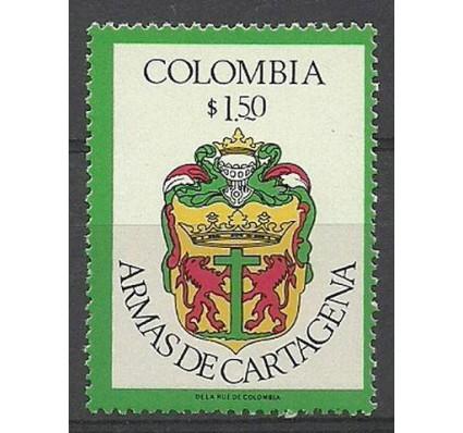 Znaczek Kolumbia 1976 Mi 1300 Czyste **