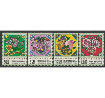 Znaczek Tajwan 1993 Mi 2094-2097 Czyste **