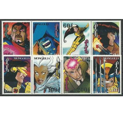 Znaczek Mongolia 1995 Mi 2576-2583 Czyste **