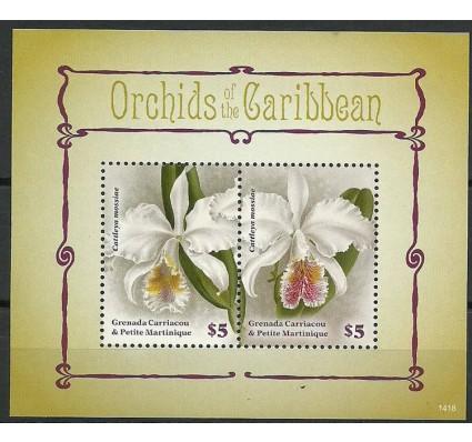 Znaczek Grenada / Carriacou i Petite Martinique 2014 Mi bl 704 Czyste **
