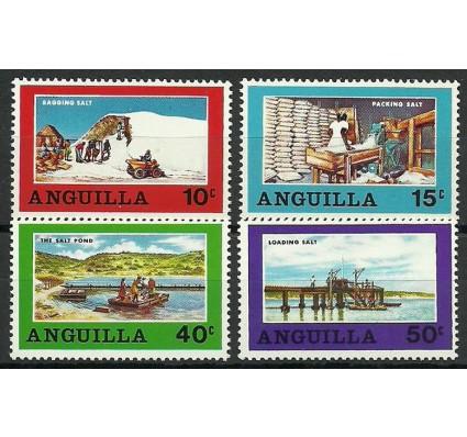 Znaczek Anguilla 1969 Mi 49-52 Czyste **