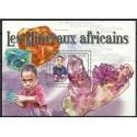 Republika Środkowoafrykańska 2011 Mi bl 704 Czyste **