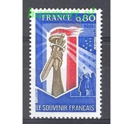 Francja 1977 Mi 2016 Czyste **