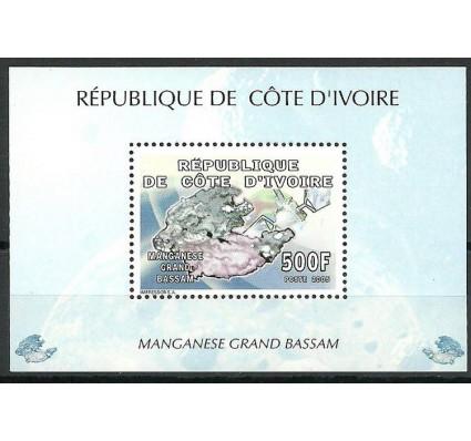 Znaczek Wybrzeże Kości Słoniowej 2005 Mi bl 70 Czyste **