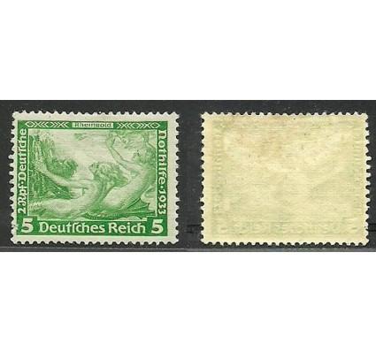 Znaczek Deutsches Reich / III Rzesza 1933 Mi 501 Czyste **
