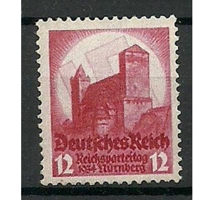 Znaczek Deutsches Reich / III Rzesza 1934 Mi 547 Czyste **